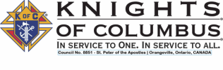Knights of Columbus Council No. 8851